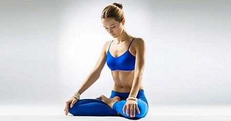 йога дыхание для похудения - капалабхати пранаяма