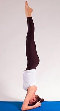 перевернутые позы в йоге польза