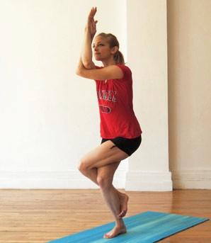 йога для похудения ног 5