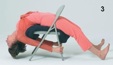 упражнения йоги от стресса