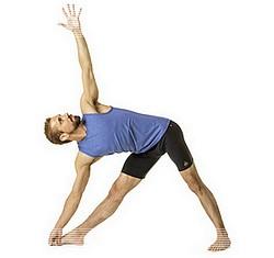 безопасная практика йоги для колен