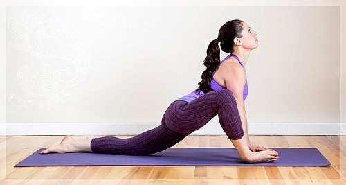 упругие бедра йога