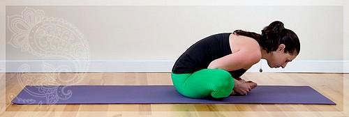 йога для укрепления бедер и ягодиц