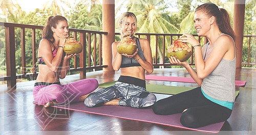 йога после еды